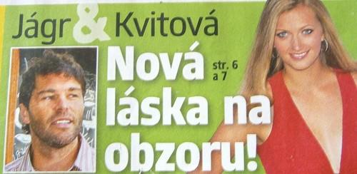Kvitova Jagr makala