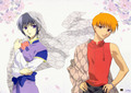 Kyo and Yuki - fruits-basket photo