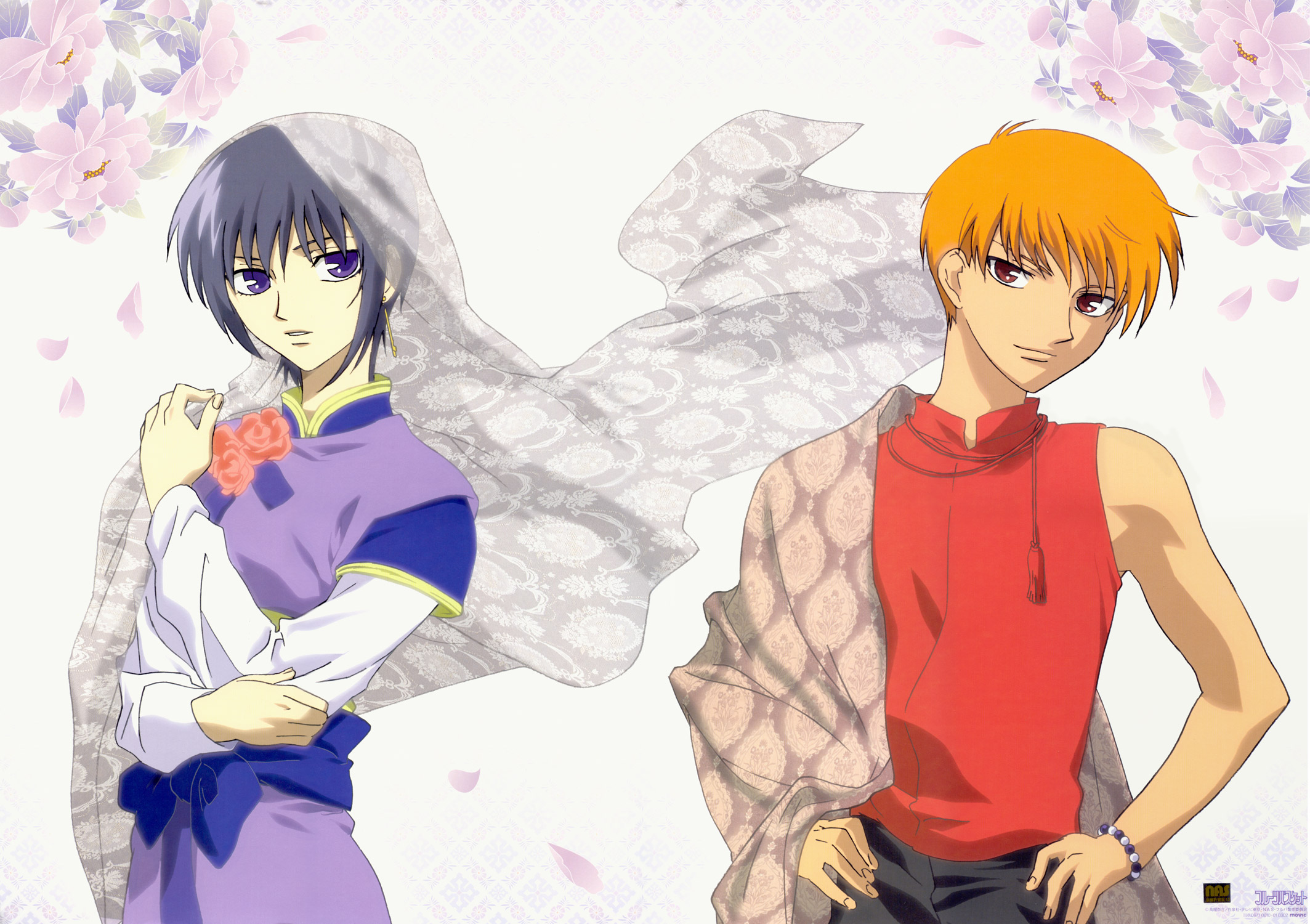 Fruits Basket Kyo And Yuki Fighting Poor Image: Sensitive ...
