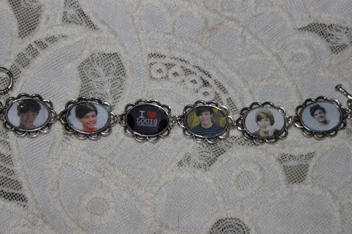 LOUIS TOMLINSON bracelet