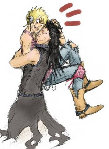 Laxus and Gajeel