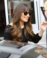 Lea Arriving At Kohl's - December 8, 2012 - lea-michele photo