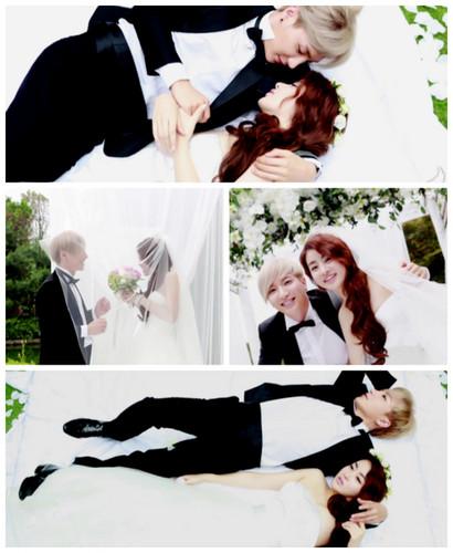 Leeteuk we got married Leeteuk