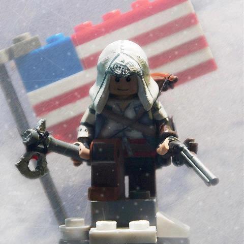 Lego Connor