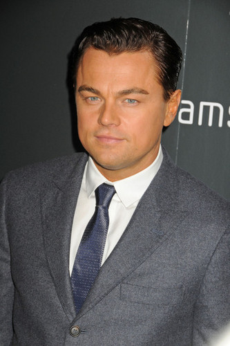 "Leonardo DiCaprio attends a screening of ""Django Unchained"""