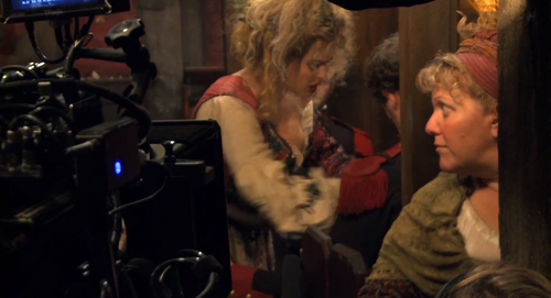 Les Misérables Behind the Scenes