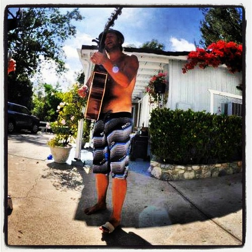 Keith Harkin wallpaper entitled Life in Cali
