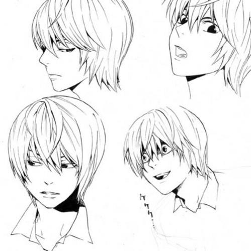 Light Yagami <3