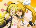 Lily & Akita Neru