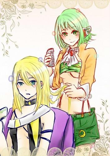 Lily x GUMI