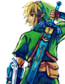 Link - the-legend-of-zelda fan art