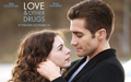 movie-couples - Love and other drugs wallpaper