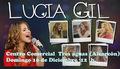 Lucia Gil Christmas concert
