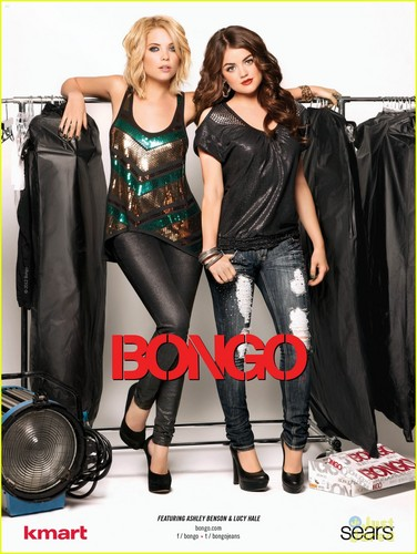 Lucy and Ashley - Bongo