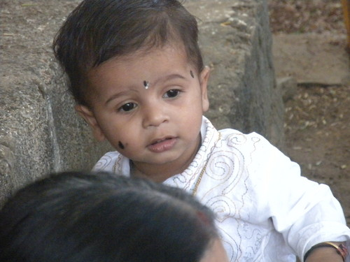 babies wallpaper entitled MAHESH RITVIK