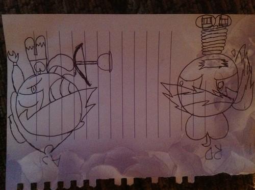 Mah drawing