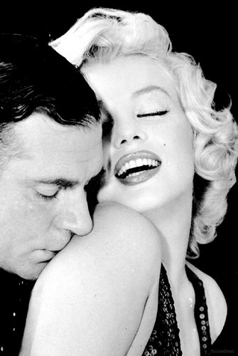 Marilyn and Laurence