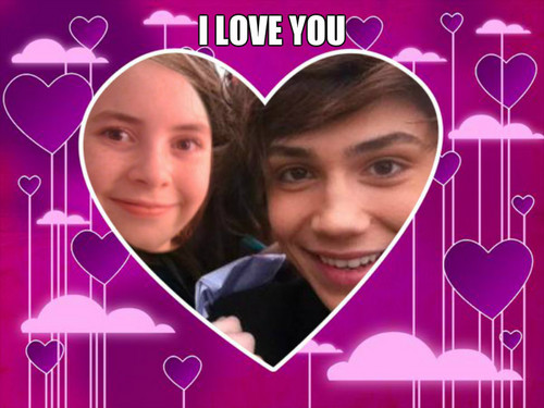 Me and George fã art fotografia editar amor you George!!xxx