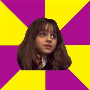 Meme - Hermione Grange...