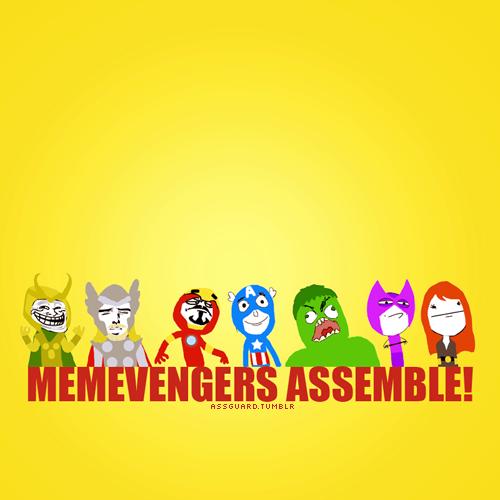 Memenger Assemble