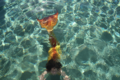 Mermaid underwater - h2o-just-add-water photo