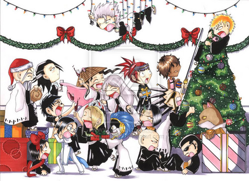Merry BLEACH Christmas!