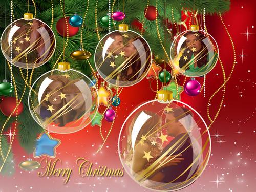 Merry 城 クリスマス