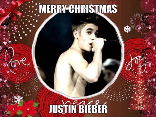 Merry Christmas, Justin Bieber
