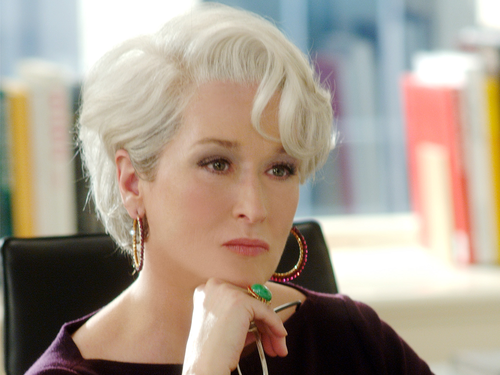 Meryl Streep wallpaper called The Devil Wears Prada