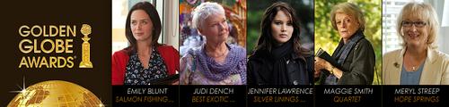 Meryl got nominated for a Golden Globe;)))