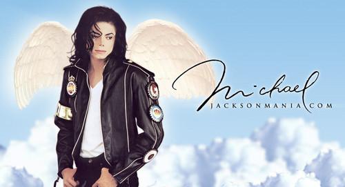 Michael Jackson Angel