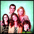Modern Family - modern-family fan art