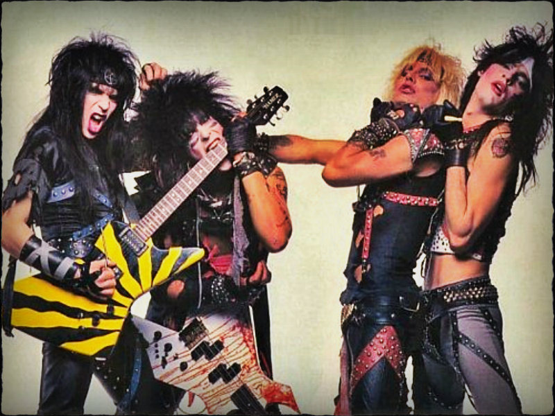 motley crue 80 s wallpaper