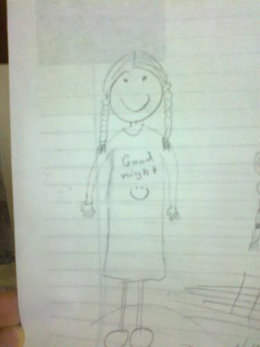 My saat drawing