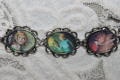 NANCY DREW BOOK COVERS art bracelet