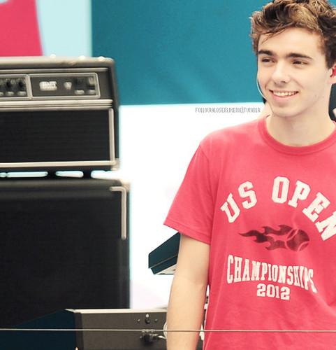 Nathan Sykes x