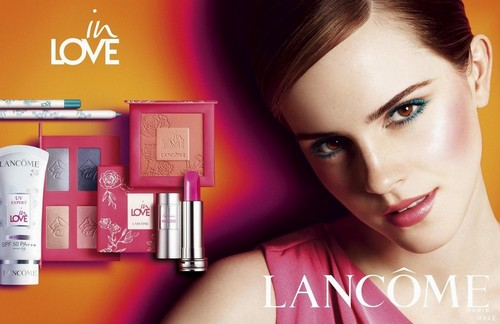New Photos from Lancôme In Love