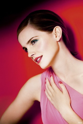 New foto's from Lancôme In Love