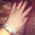 New nails and arm candy :)