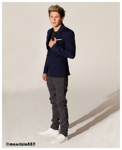 Niall Horan ,photoshoot, 2012