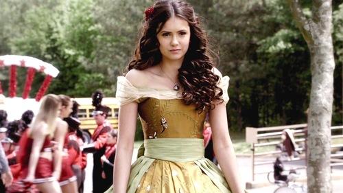 Nina as Elena