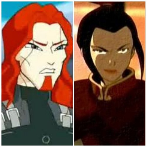Ogron and Azula