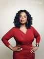 Oprah Winfrey THR outtakes