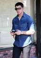 Out in Los Angeles, CA 12/11 - nick-jonas photo