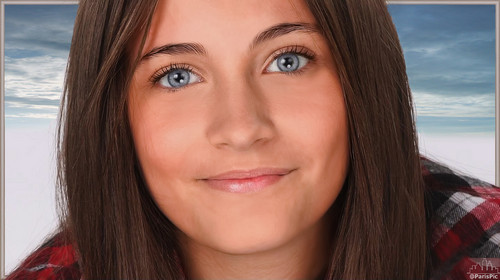 Paris Jackson Attractive (@ParisPic)