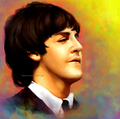 Paul McCartney - the-beatles fan art