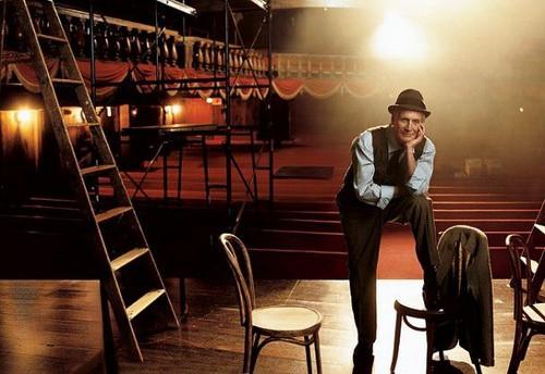 Paul Newman photographed 의해 Annie Leibovitz in 2002