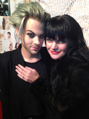 Pauley Perrette - NOH8 Campaign 4th Anniversary Celebration 12/12/2012