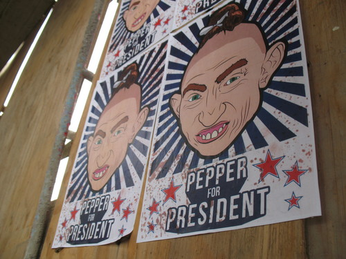 Pepper for Pres 2