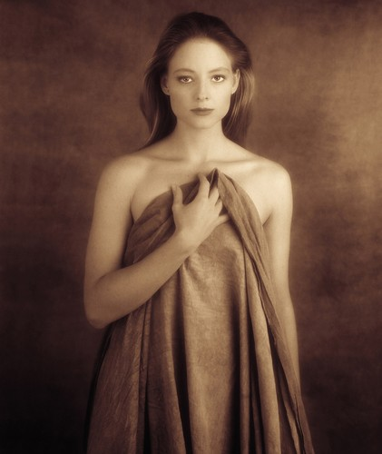 Jodie Foster Hintergrund entitled Photoshoot Joyce Tenneson